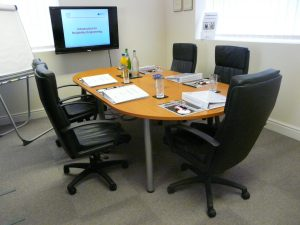 Egerton Consulting meeting room